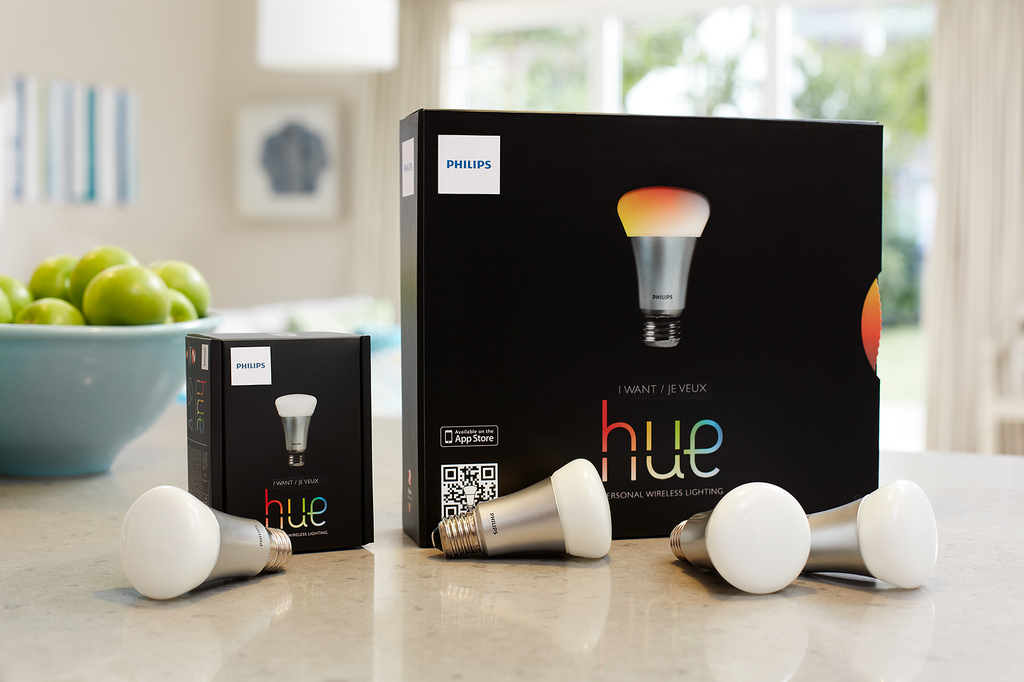 Philips Hue Wi-Fi LED Lamps