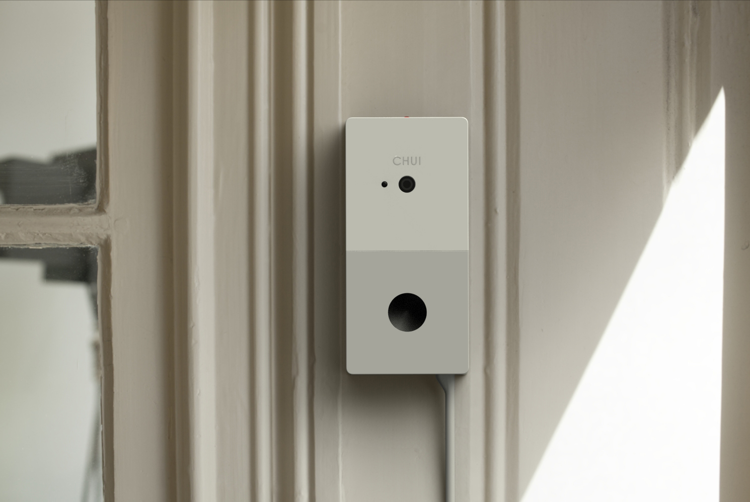 Chui The Facial Recognition Doorbell My Smart Home
