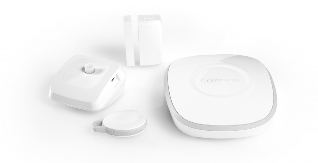 SmartThings Hub and Sensors